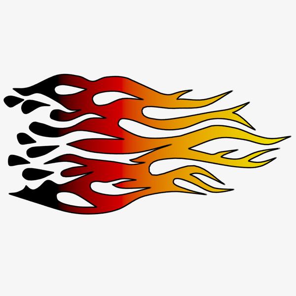 600x600 Flames Flame Clip Art Vector Graphics Image 4