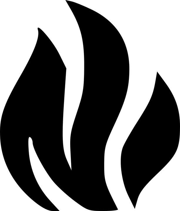 Flames Graphics Clipart