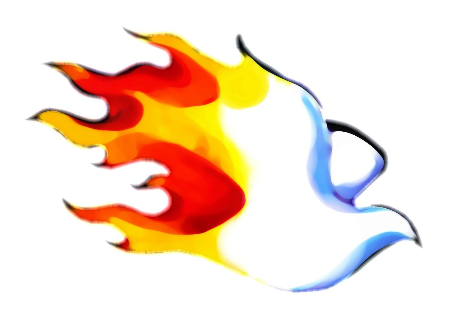 1559x1054 Flames Clipart Holy Spirit