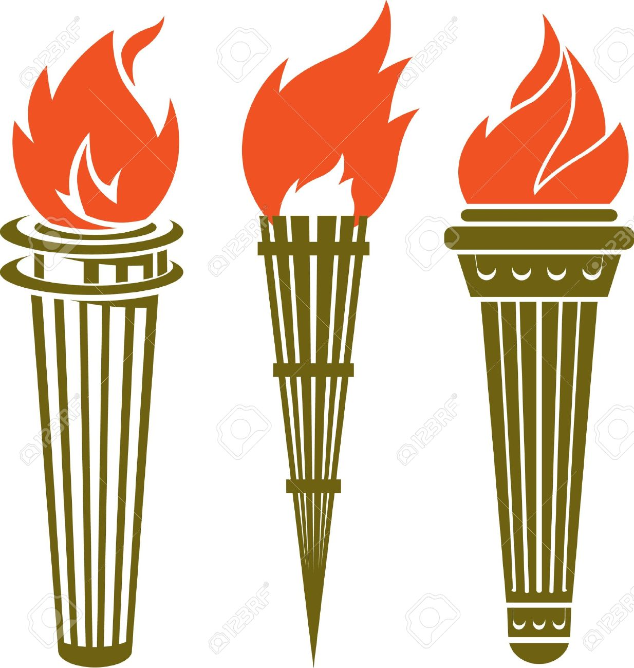 1234x1300 Flames Clipart Torch Fire