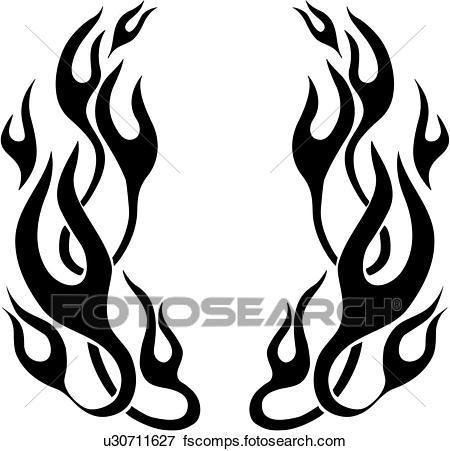450x451 Clip Art Of Flame, Flames, Car, Automobile, Auto, Vehicle, Graphic