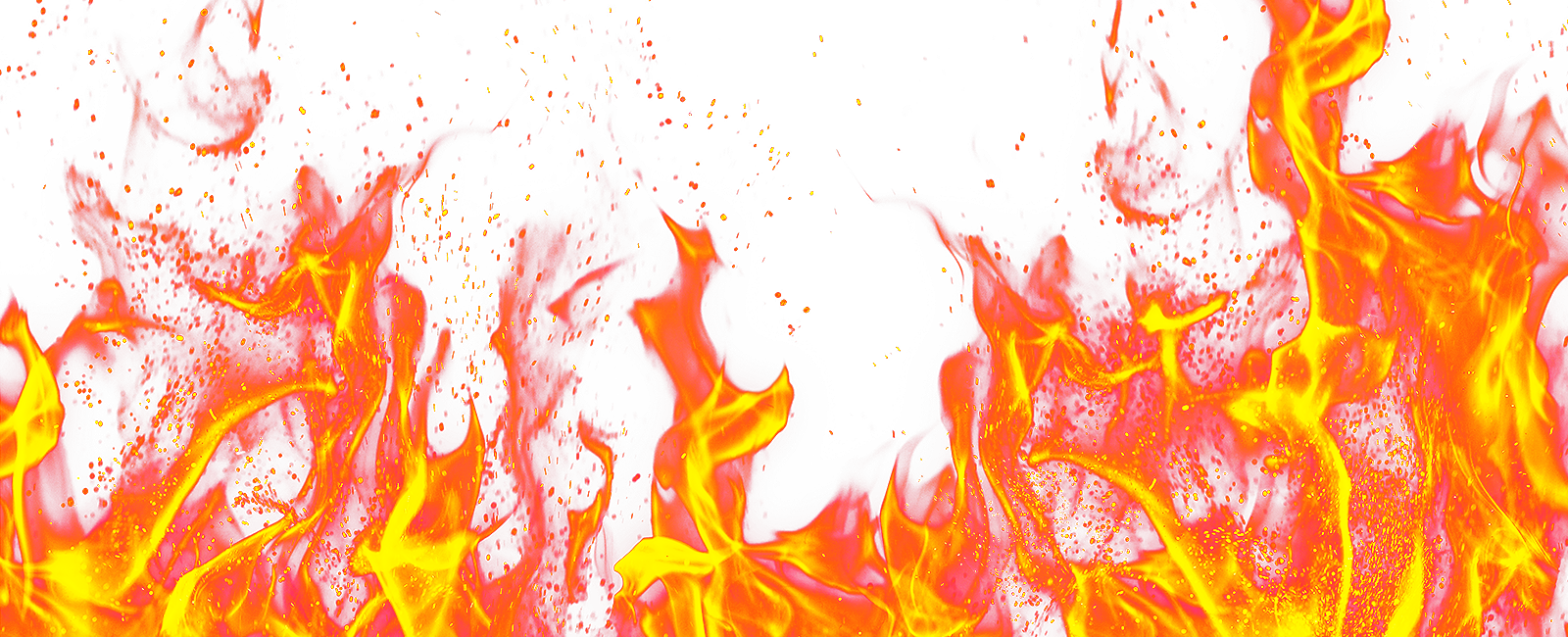 1600x650 Fire White Background Images All White Background