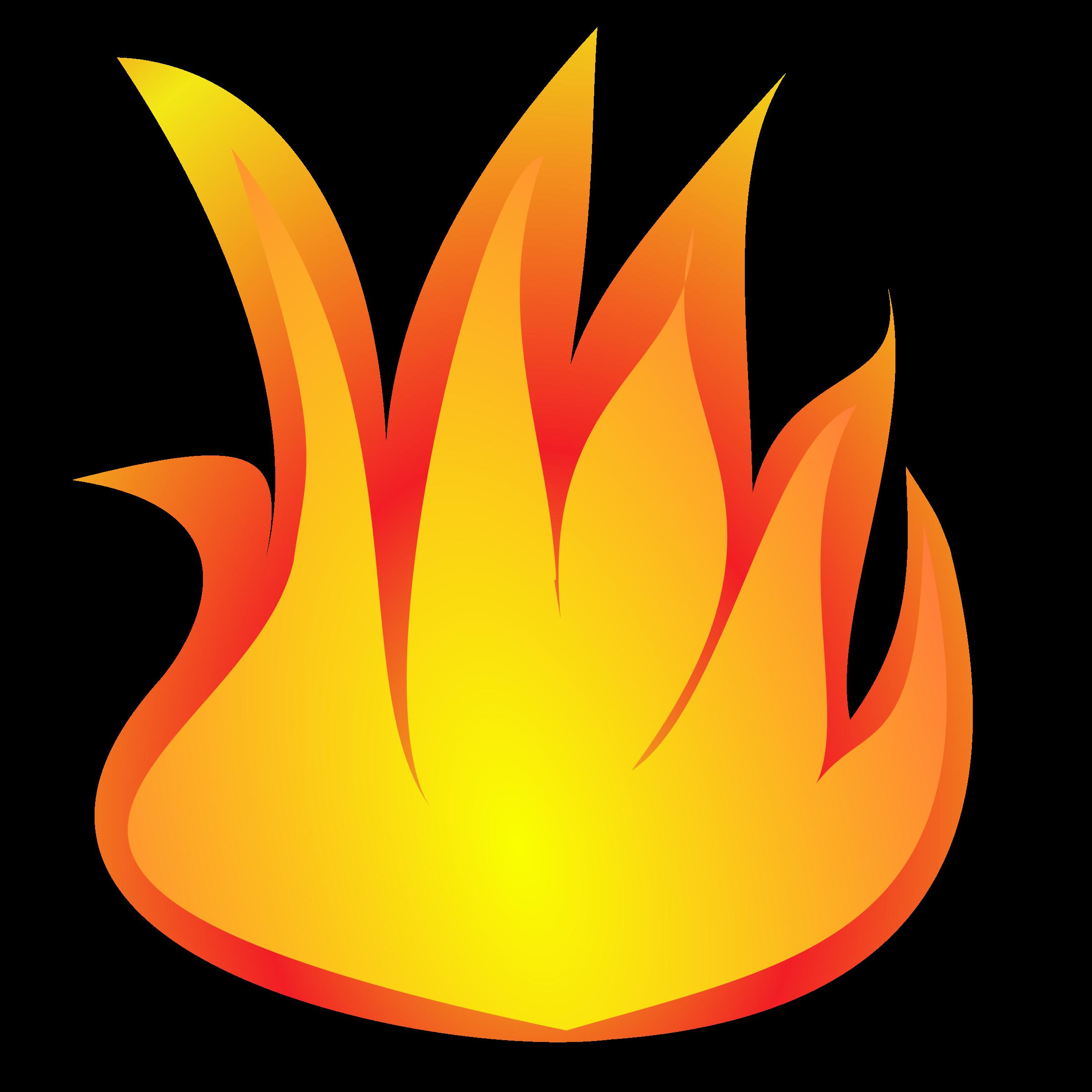 2400x2400 Fire Clipart