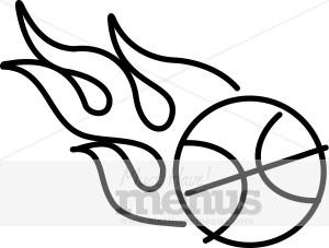 300x227 Basketball Clip Art Vegetable Clipart