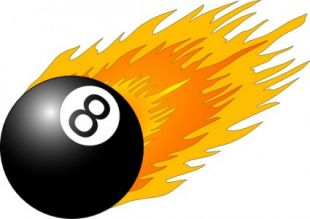 310x219 Flaming Soccer Ball clip art free vectors UI Download