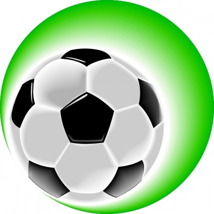 425x425 Flaming Soccer Ball clip art Free vector in Open office drawing