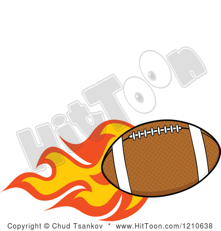 450x470 Football Clipart