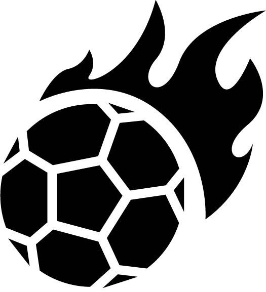 Flaming Soccer Ball Pictures | Free download best Flaming ...