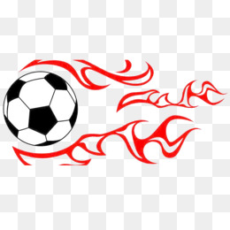 260x260 Fire Football, Flame, Football, Speed Png And Vector For Free Download