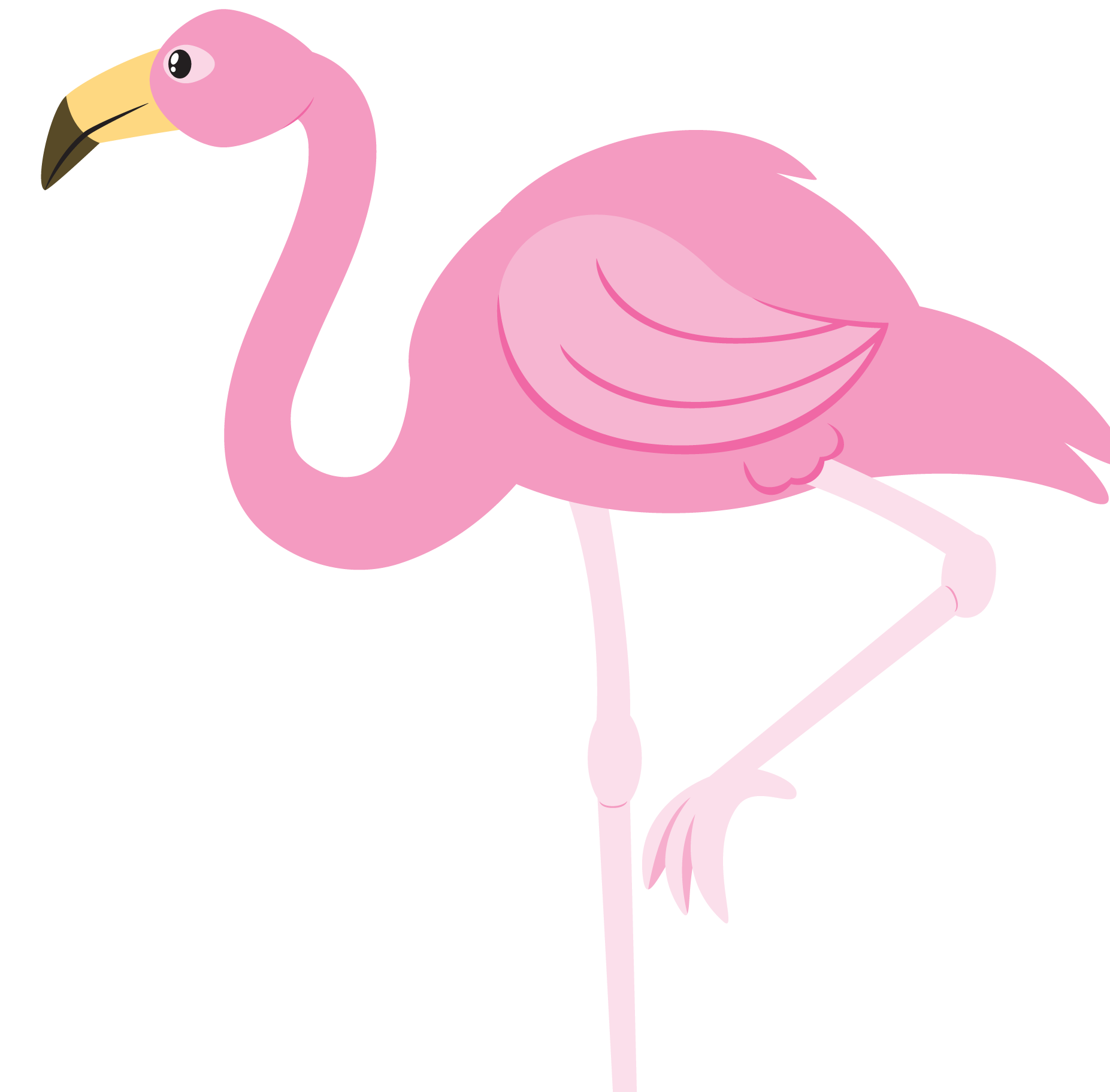Flamingo Clipart   Free download on ClipArtMag - photo#24