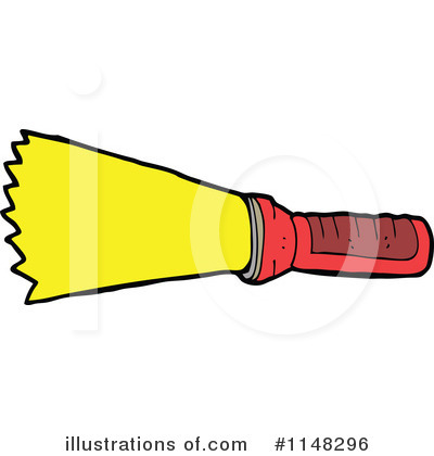 400x420 Flashlight Clipart