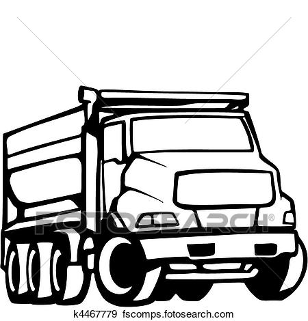 450x470 Truck Clipart Eps Images. 64,905 Truck Clip Art Vector