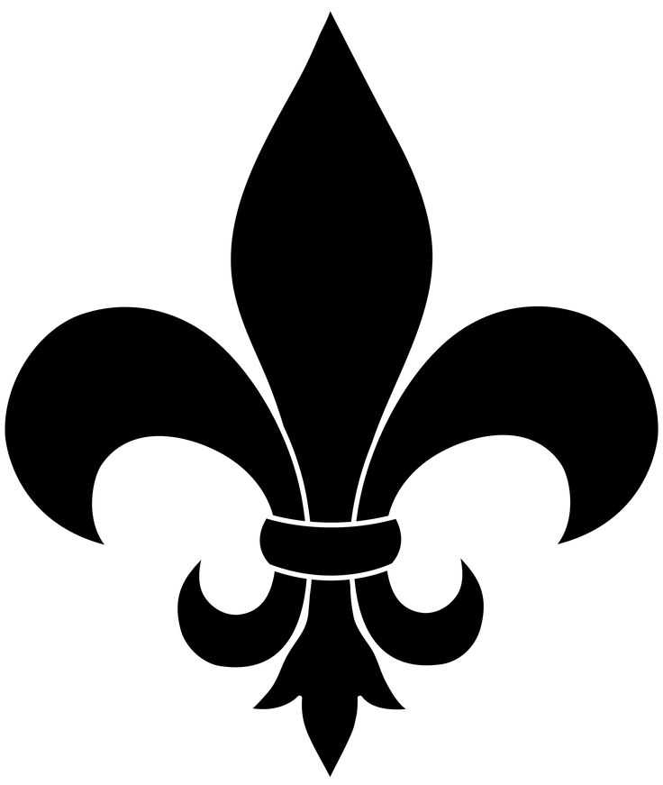 fleur de lis outline free download best fleur de lis outline on. Black Bedroom Furniture Sets. Home Design Ideas