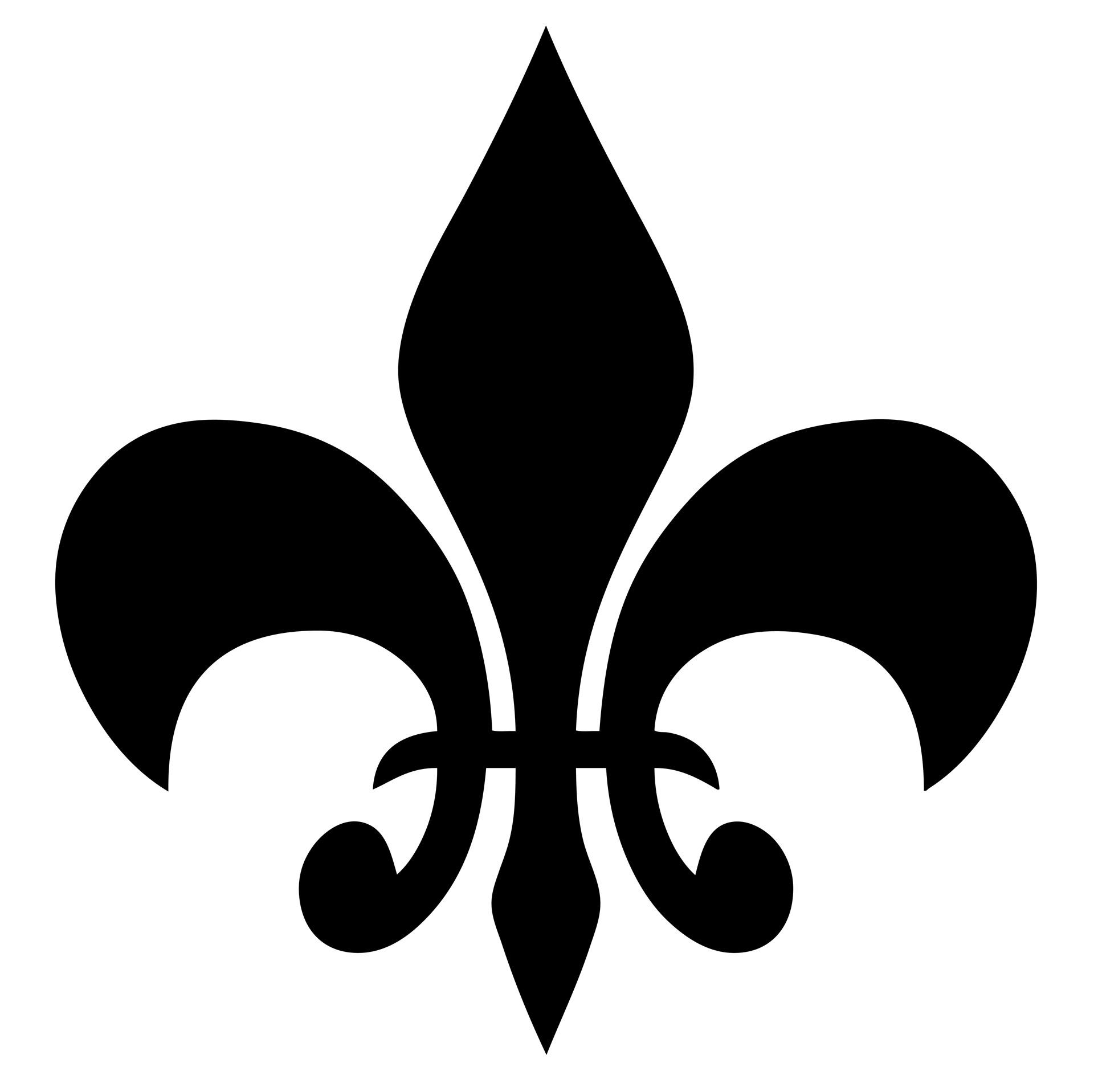 1920x1917 Fleur De Lis Symbol Free Stock Photo