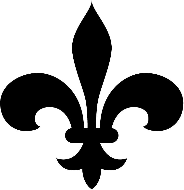 750x774 Fleur De Lis Stencils Free Download Clip Art