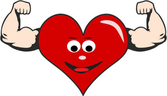 543x311 It's National Heart Month
