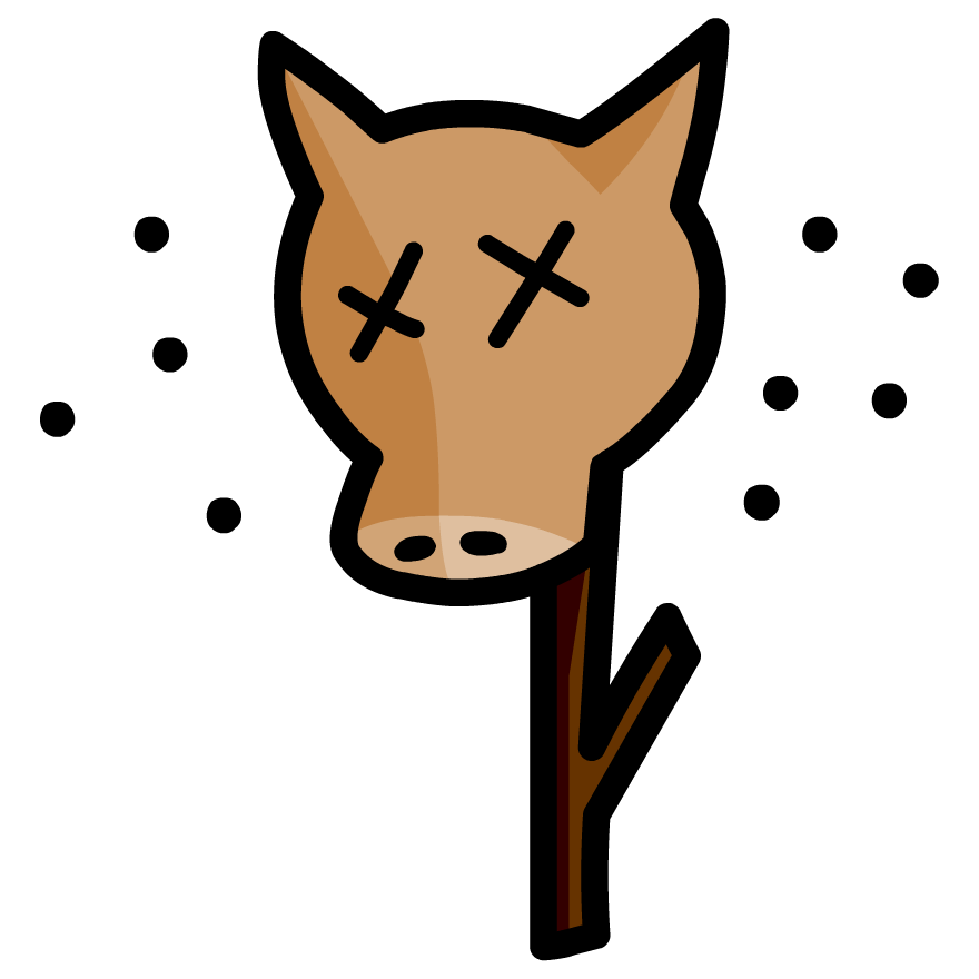 880x880 Lord Of The Flies Clipart