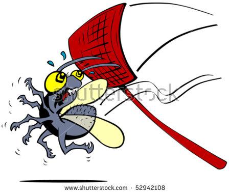450x381 Cartoon Fly Swatter Pink Fly Swatter Clip Art At Clker Vector Clip