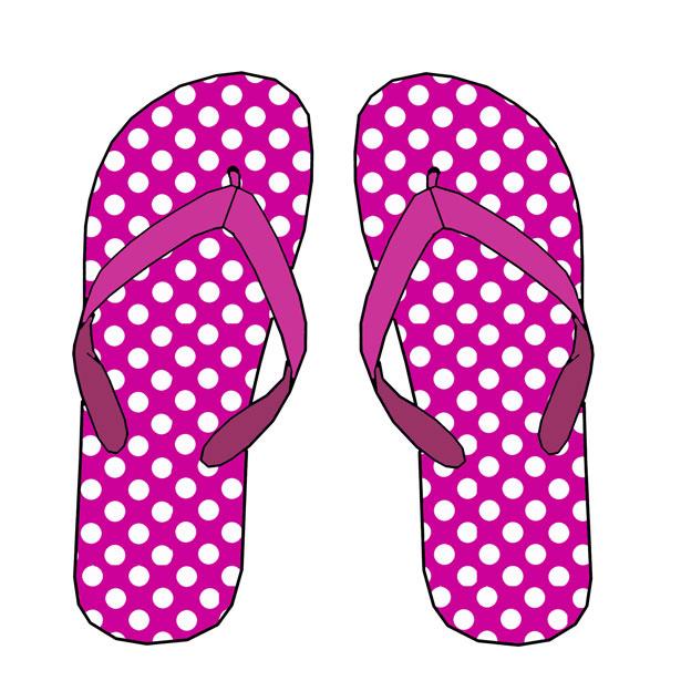 730496b94 615x615 Clip Art Flip Flops 4 Flip Flop Clipart 6 2 Clipartcow 2