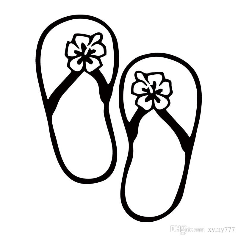 Flip Flop Drawings | Free download best Flip Flop Drawings on ...