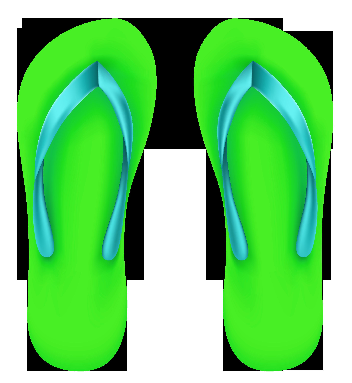 2759x3000 Beach Flip Flops Clipart