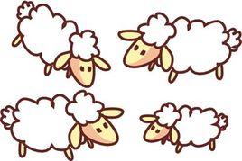 268x179 Flock Clipart