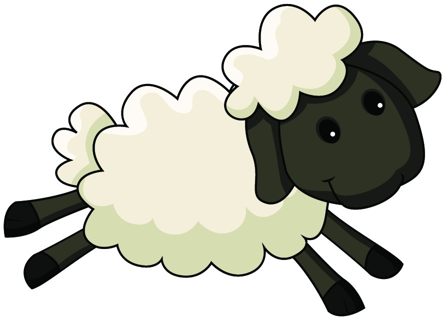 890x640 Flock Of Sheep Clip Art