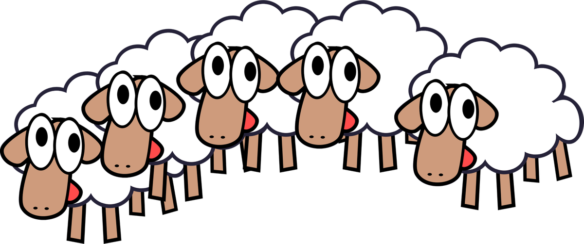 1200x503 Group Of Sheep Clipart Amp Group Of Sheep Clip Art Images