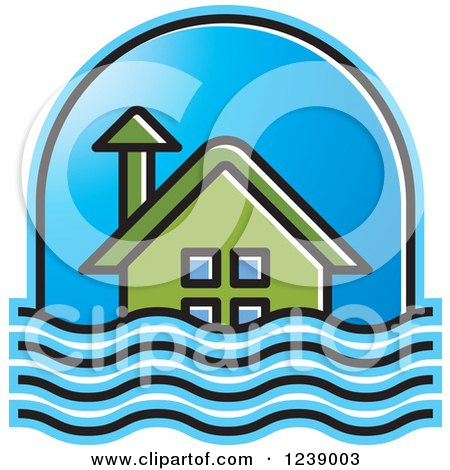 450x470 Royalty Free (Rf) Flooding Clipart, Illustrations, Vector Graphics