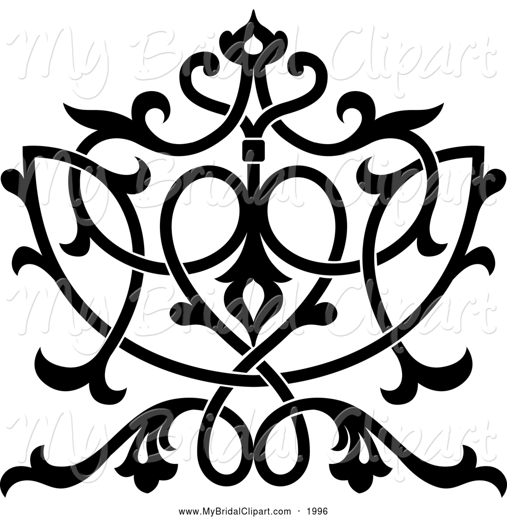 floral design clipart free download best floral design clipart on Floral Design Color 1024x1044 bridal clipart of a black and white floral victorian wedding