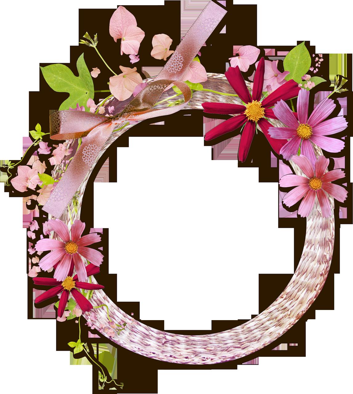 1146x1280 Floral Frame Png Images Transparent Free Download