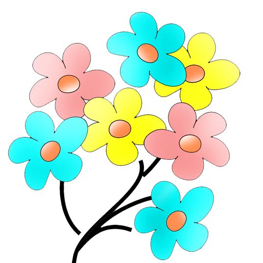 537x537 Flowers Flower Image Gallery Useful Floral Clip Art