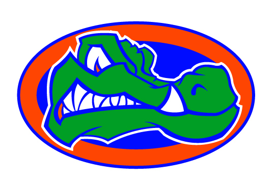 542x355 Florida Gators Clipart
