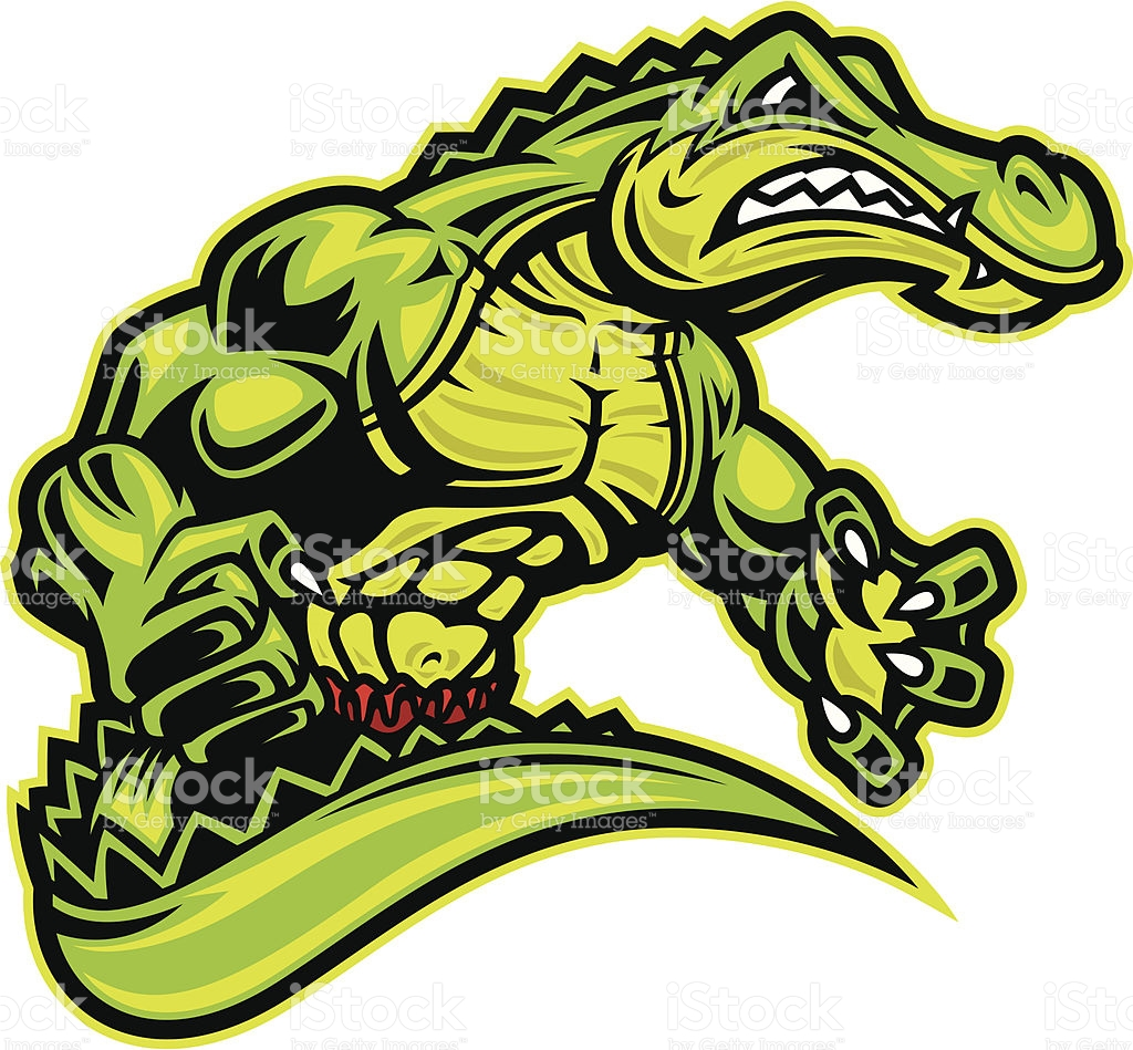 1024x949 Alligator Clipart Mascot