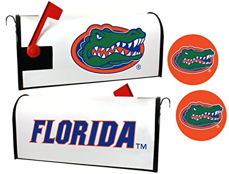 463x352 Florida Gators Magnetic Mailbox Cover Amp Sticker Set