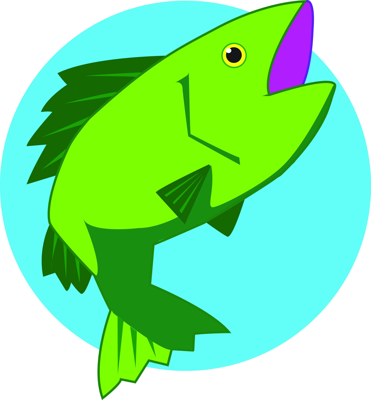 2776x3000 Trout Flounder Clipart