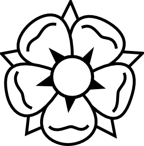 294x298 Flower Tattoo Clip Art