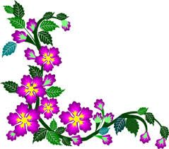 239x211 Best Flower Border Clipart Ideas Clipart