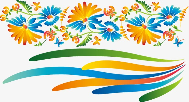 650x351 Flower Border, Frame, Vector Border Png And Vector For Free Download