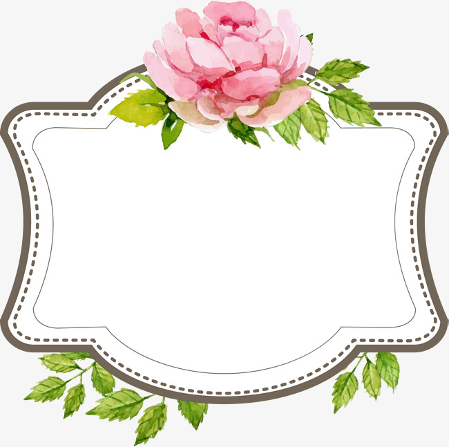 Flower Border Png Free Download Best Flower Border Png On