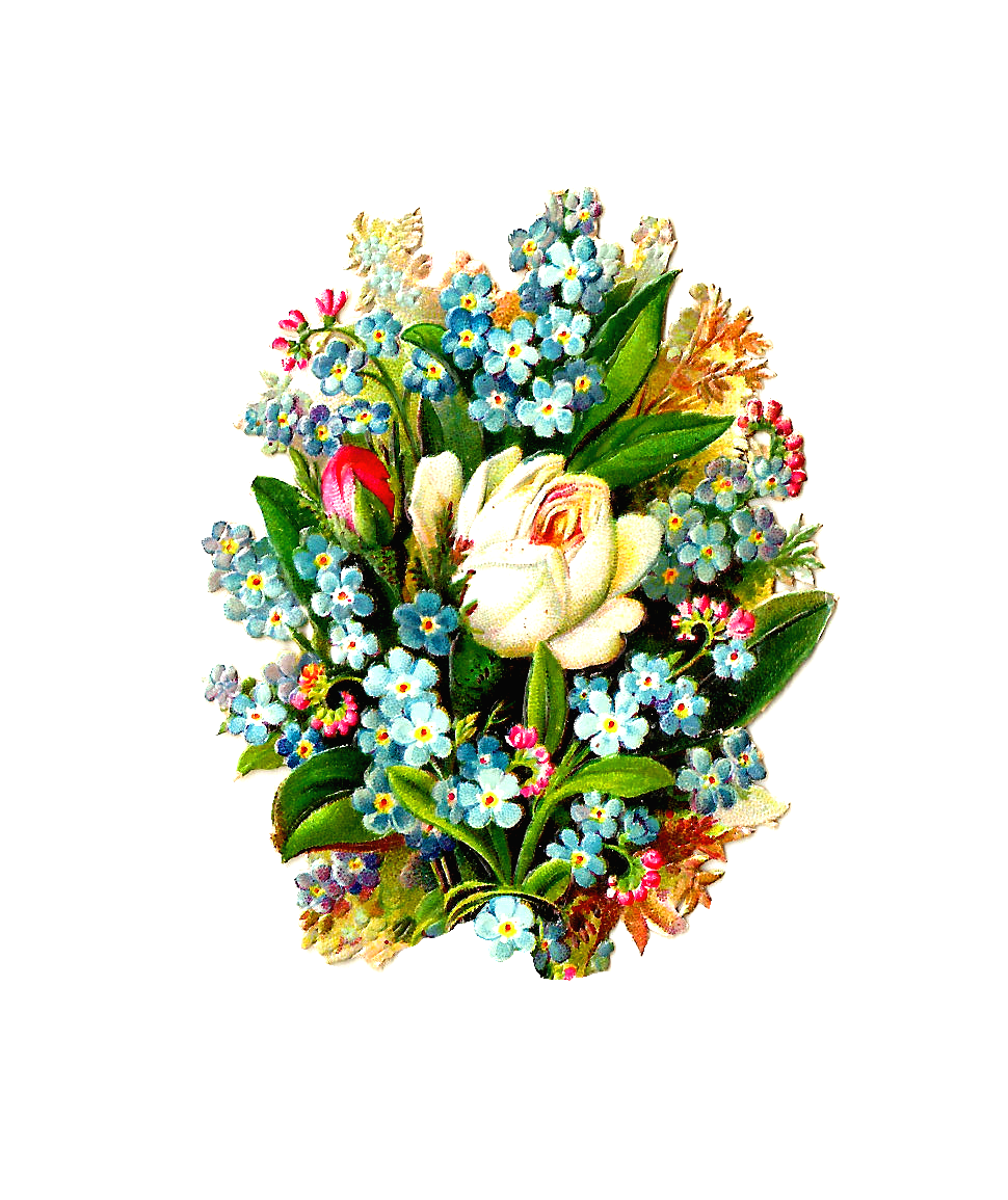 Flower Bouquet Clipart Free Download Best Flower Bouquet Clipart