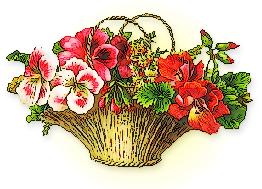 262x189 Flower Bouquet Free Baskets And Bouquets Clipart Public Domain