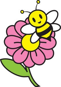 213x300 Bee Clipart Image