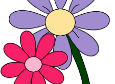 225x165 Staggering Flower Clipart Clip Art Images