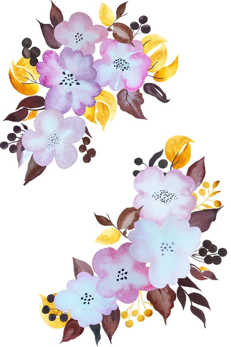 Flower Clipart Backgrounds