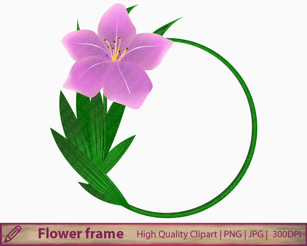 Flower Clipart For Wedding Invitations | Free download best Flower ...