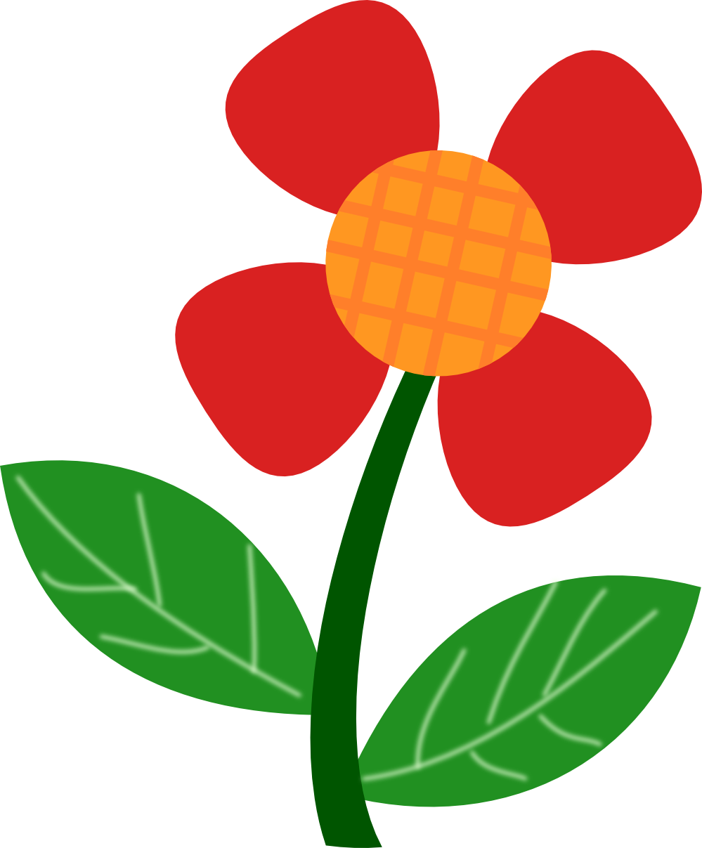 999x1207 Image Of A Flower Clip Art