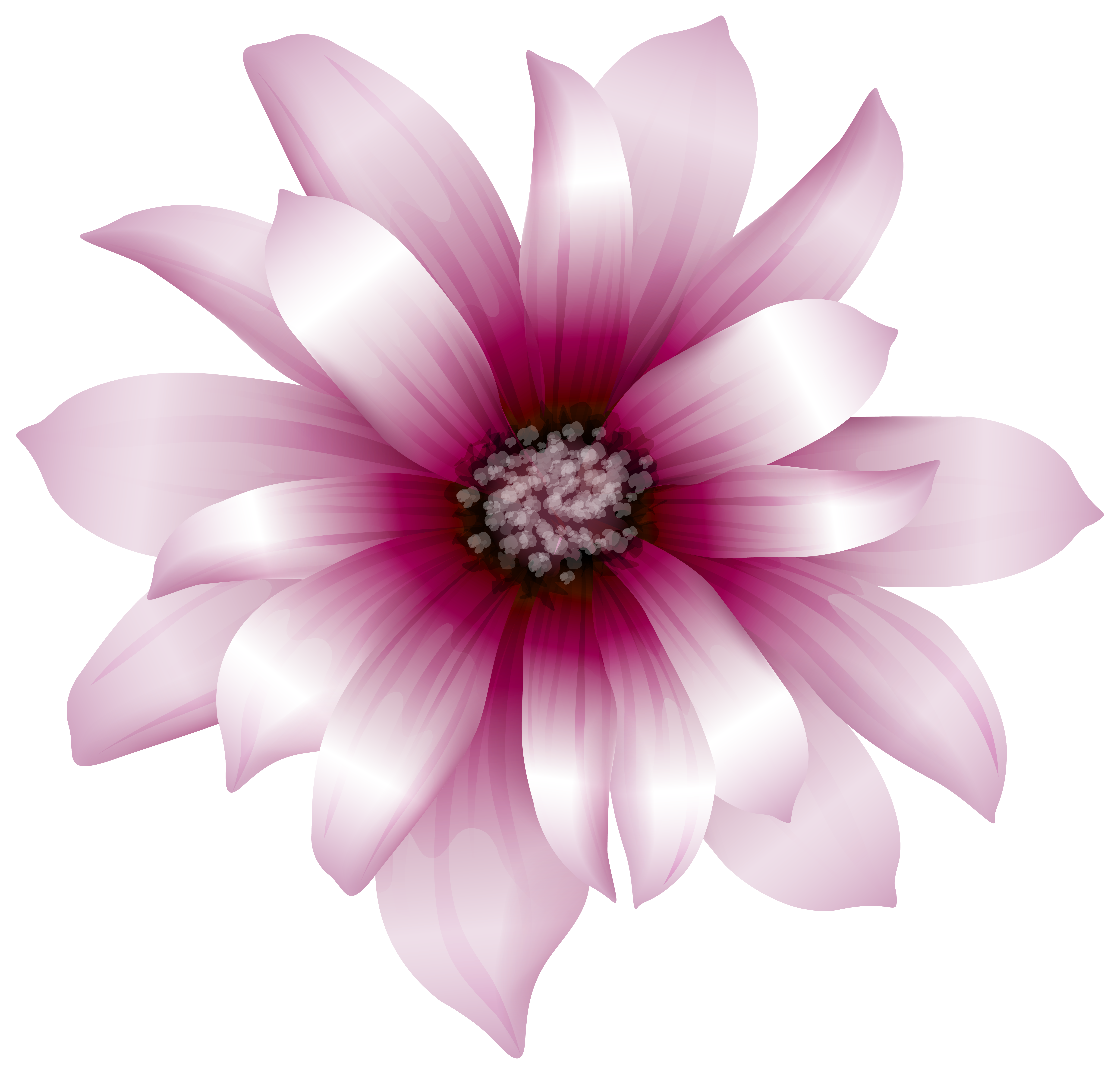 Flower clipart png free download best flower clipart png on 7076x6786 large pink flower transparent png clip art imageu200b gallery mightylinksfo