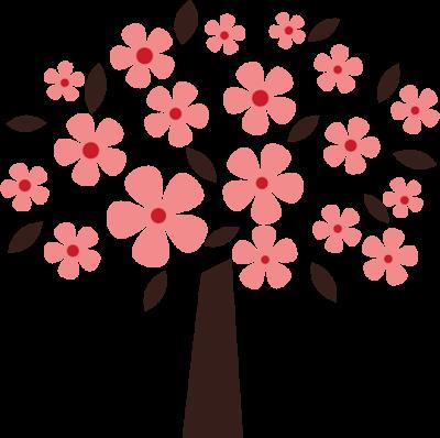 Flower clipart png free download best flower clipart png on 400x398 pink flower clipart flowering tree mightylinksfo