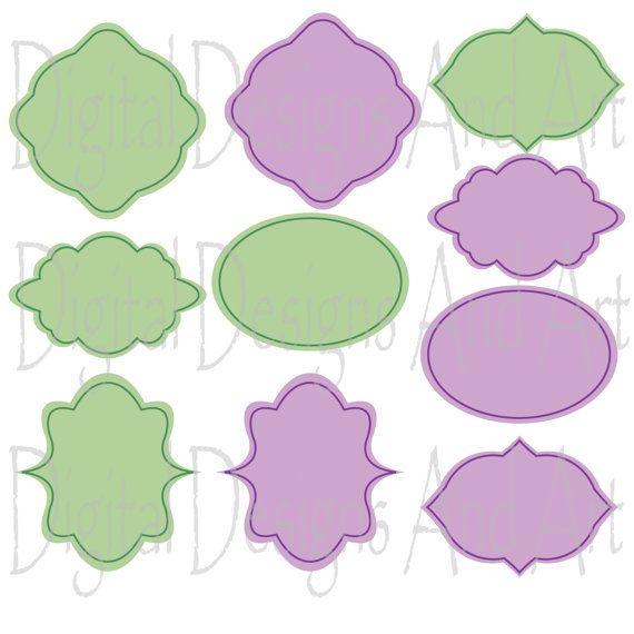 Flower Clipart Purple